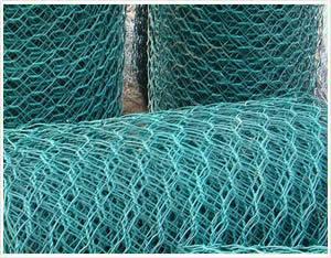 PVC覆塑格宾网