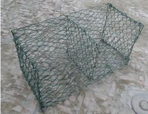 固滨笼,绿滨垫